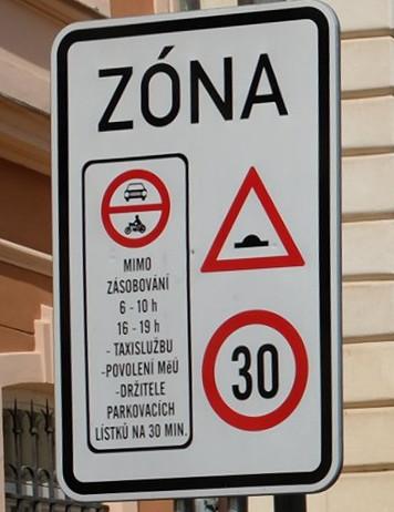Dopravní zóna
